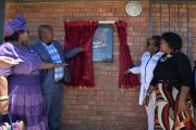 MEC Bongiwe Mbinqo-Gigaba Officially Opens the Noupoort Sports Facility
