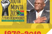 NORTHERN CAPE PREMIER DR. ZAMANI SAUL TO ADDRESS THE PROVINCIAL YOUTH DAY RALLY IN CALVINIA IN NAMAKWA DISTRICT