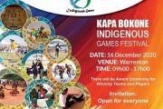 Kapa Bokone Indigenous Games Festival